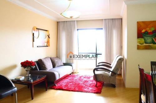 Imagem 1 de 19 de Apartamento Com 3 Dormitórios À Venda, 90 M² Por R$ 660.000,00 - Santana (zona Norte) - São Paulo/sp - Ap1708