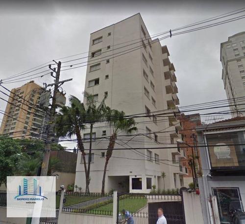 Imagem 1 de 6 de Apartamento Com 2 Dormitórios À Venda, 113 M² Por R$ 1.310.000,00 - Moema - São Paulo/sp - Ap3509