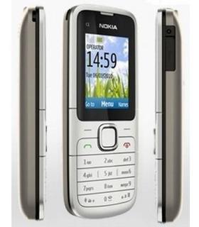 Teléfonos Nokia C1-01 Seminuevos En Remate!!!