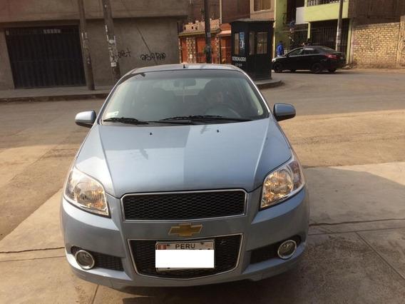 Chevrolet Aveo 2011 Automatico (solo 10 000km)