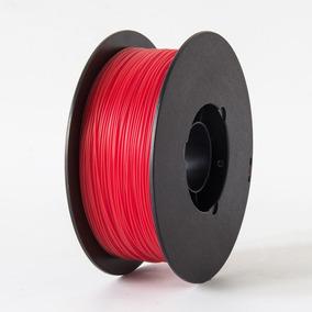 Filamento Pla Flashforge Original 3d 1,75mm 1kg Vermelho
