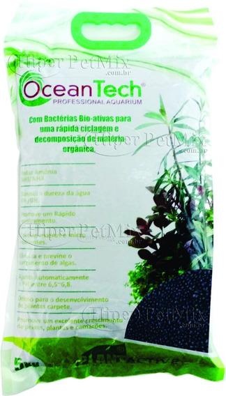Ocean Tech Substrato Fértil 5kg Preto