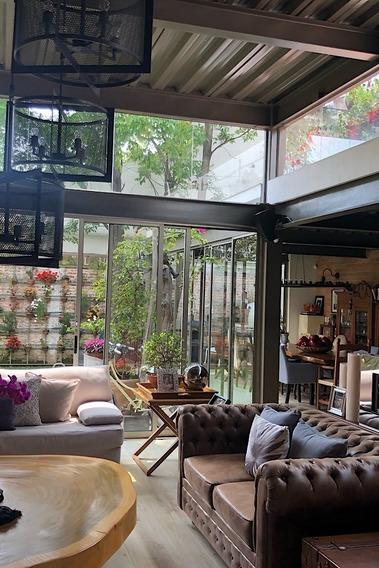 Casa Amueblada En Renta En San Jeronimo