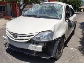 Toyota Etios 1.5 Sedan Xs 2016 Oportunidad Liquido!!!!!