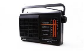 Rádio Motobras 2 Faixas Rm-pft22ac