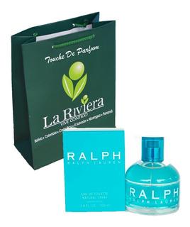 Perfume Locioin Ralph Ralph Lauren 100m - L a $750