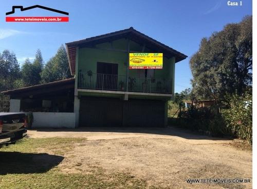 Chácara Com 3 Casas Em Pinhalzinho- Sp - 91
