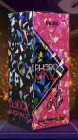 Perfume Delicioso Feromônio Feminino Pheromax Secrets Black!