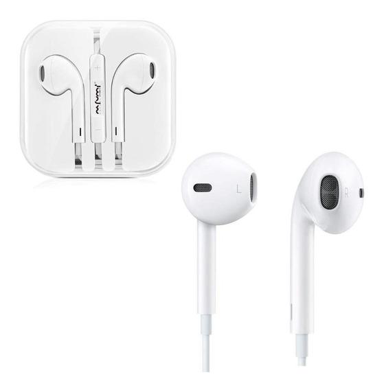 Fone De Ouvido Stereo Music Headset X10 Branco iPhone P2