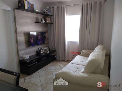 Apartamento Na Cachoeirinha Com Vaga! - 7101-1
