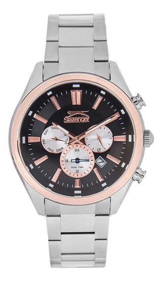 Reloj Slazenger Sl.096148. 2.0 Caballero Formal Fechador