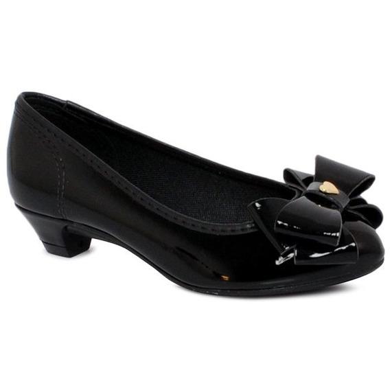Sapato Infantil Molekinha 2166118 Preto