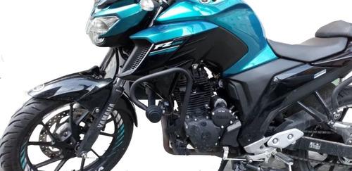 Defensa Moto Yamaha Fz 25 Slyders En Nylon American Aolmoto
