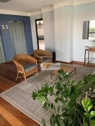 Imagem 1 de 14 de Apartamento Com 2 Dormitórios À Venda, 70 M² Por R$ 375.000,00 - Vila João Jorge - Campinas/sp - Ap7853
