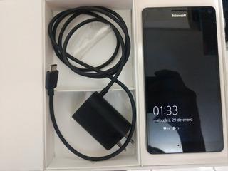 Nokia Lumia 950 Xl Microsoft Con Adaptador Dock