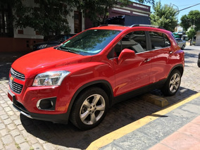 Excelentisima Tracker Ltz+at 4wd 2015. Fullfull!! Impecable