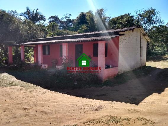 Chácara Juquitiba, 1.500m², Próximo A Represa Ref:0086