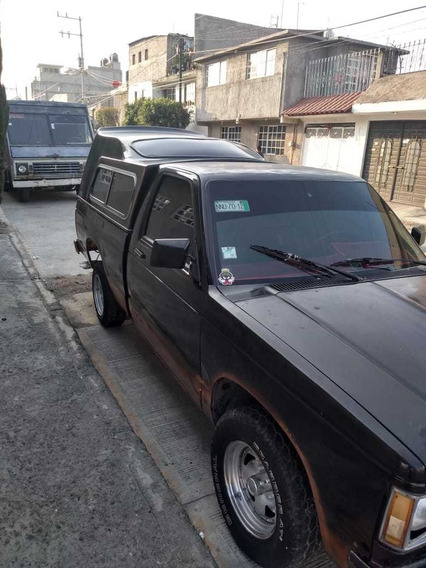Chevrolet Pick-up Standar 4 Cilindros