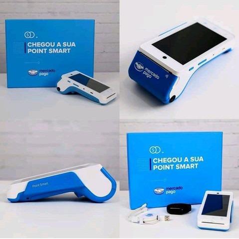 Imagem 1 de 2 de Máquina Mercado Pago Kit 100