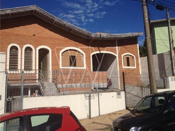 Casa Comercial Em Campinas - Sp, Vila Santana - Ca00734