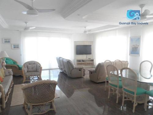 Imagem 1 de 30 de Apartamento À Venda - Praia Das Astúrias - Guarujá. - Ap4498