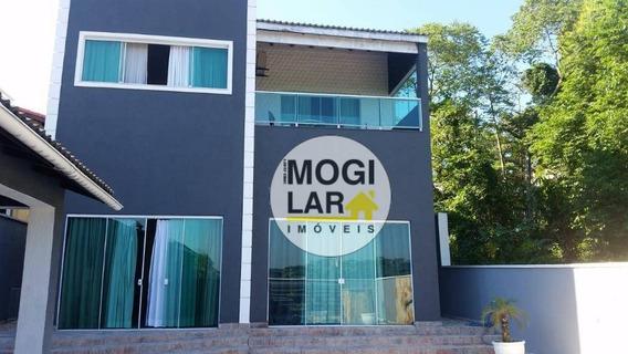 Casa Com 3 Dormitórios À Venda, 318 M² Por R$ 1.275.000,00 - Cidade Parquelandia - Mogi Das Cruzes/sp - Ca0067