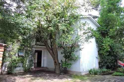 Casa En Condominio Con 5 Habitaciones En San Ángel Inn