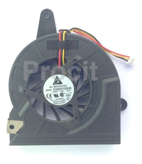 Cooler Fan Itautec W7645 Infoway Original + Frete + Nf-e