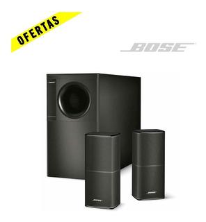 Sistema Home Theater Bose Am-5 Acoustimass 2.1 - Nuevo -