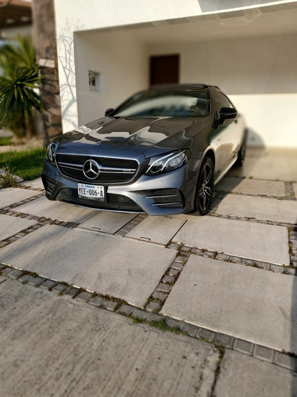 Mercedes-benz Clase E E 53 Amg Coupe