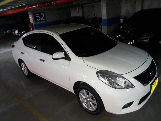 Nissan Versa Advanced, Full