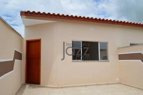 Casa Com 2 Dormitórios À Venda, 65 M² Por R$ 225.000,00 - Monte Carlo - Americana/sp - Ca6164