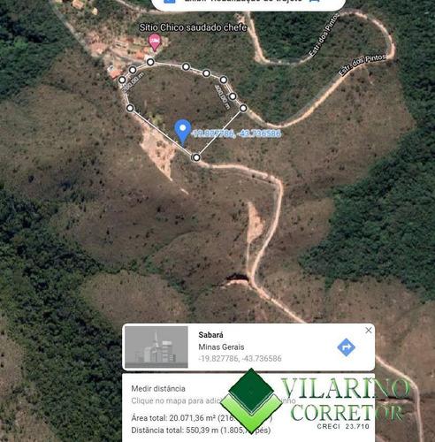 Sitio Em  João Ferrinho( Macacos) - 1796v
