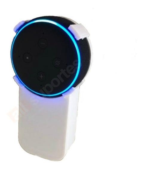 Suporte All-in-one Stand De Tomada Amazon Alexa Echo Dot 3