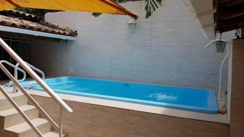 Imagem 1 de 24 de Venda Casa Em Condomínio Rio De Janeiro  Brasil -  Ci1123
