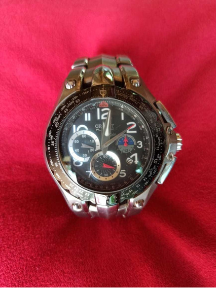 Relógio Orient Flytech Titanium
