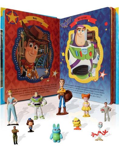 Imagem 1 de 5 de Toy Story 4  Amigos Para A Vida