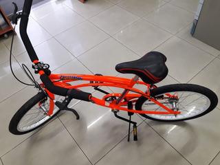 Bicicleta Playera Rodado 20 Bronx