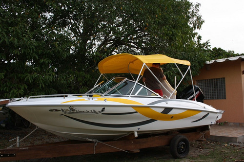 Prince 185 News(n Focker Ventura) Poddium Nautica Só O Casco