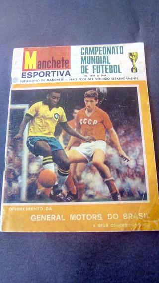 Copa Do Mundo 1966 - Manchete Esportiva Especial