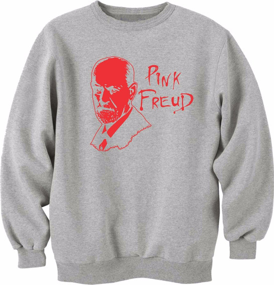 Sudadera Pink Freud Sigmund Freud Envio Gratis
