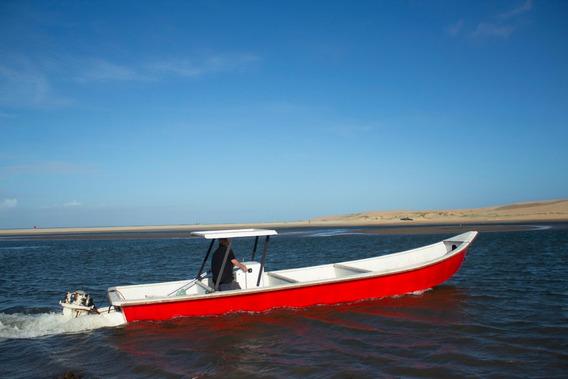 Barco Bote Lancha Fibra Sh1030
