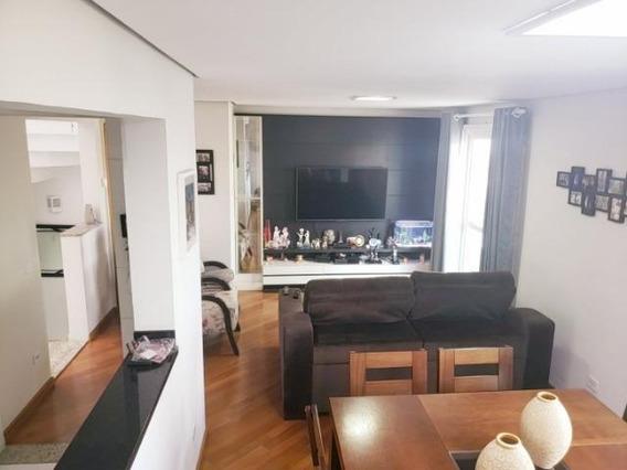 Sobrado Com 3 Dormitórios À Venda, 128 M² Por R$ 570.000,00 - Campestre - Santo André/sp - So0990