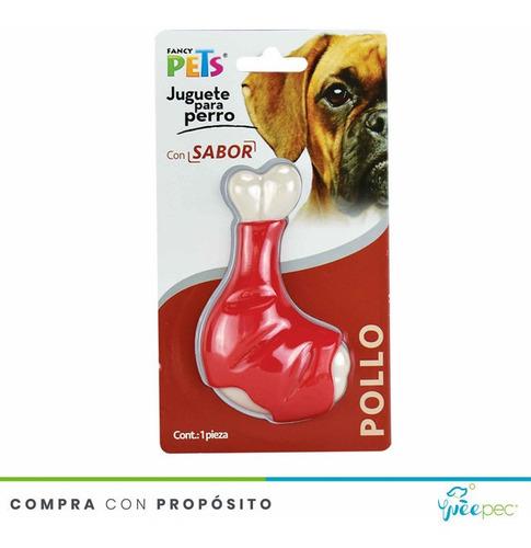 Imagen 1 de 2 de Juguete Pierna Sabor Pollo