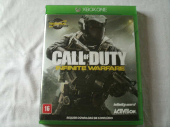 Jogo Call Of Duty Infinite Warfare Original Xbox One