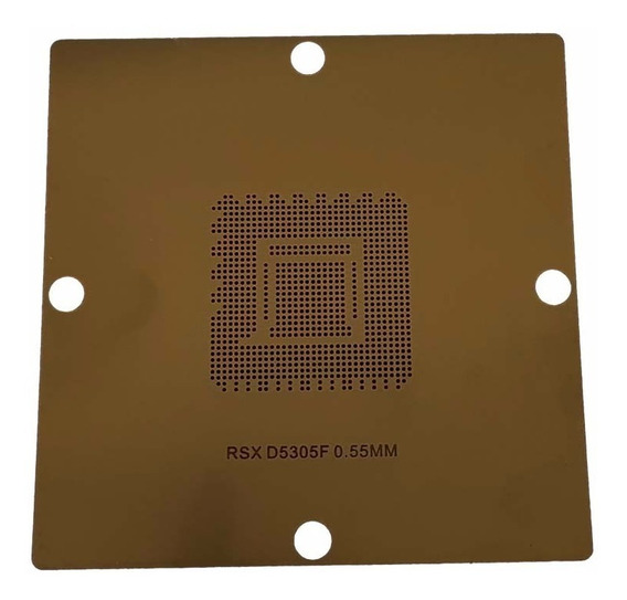 Stencil Super Slim Ps3 Rsx D5305f Estencil Bga 90x90