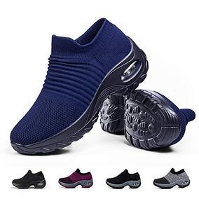 Zapatos Para Caminar De Las Mujeres Zapatillas De Deporte Co