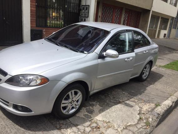 Chevrolet Optra Advance 1.6l Plata