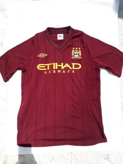 Camisa Manchester City Ii 12/13