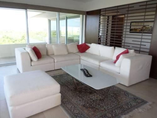 Departamento En Renta Cancun Zona Hotelera Amueblado C2341